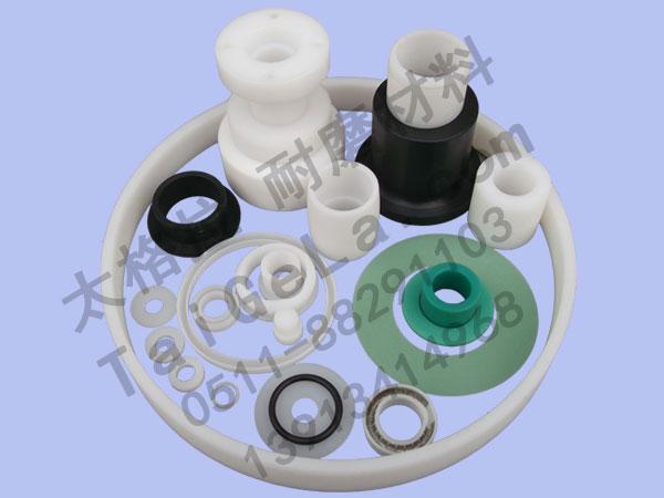 垫片 密封圈 轴套 超高分子量聚乙烯,UHMWPE,零件