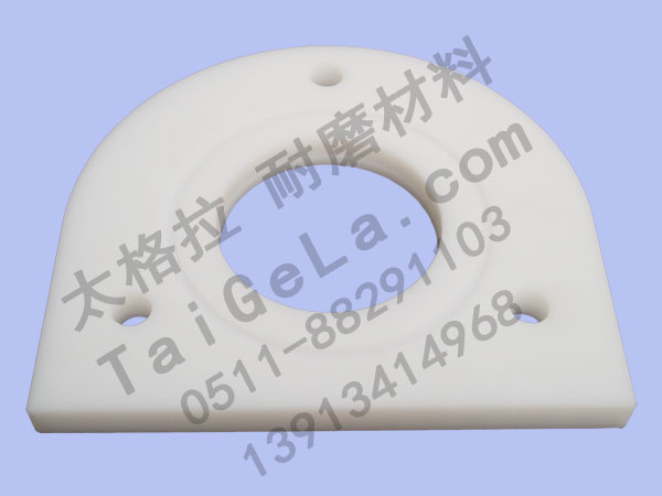 密封板 法兰板 超高分子量聚乙烯,UHMWPE,零件