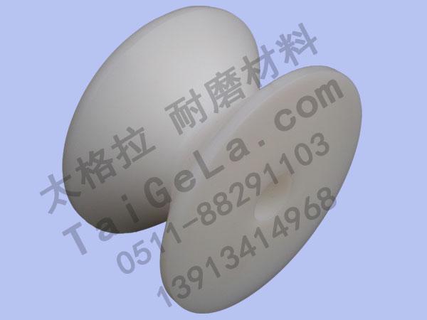 托轮 滚轮 超高分子量聚乙烯,UHMWPE,零件