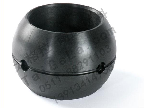 轴套 球套 超高分子量聚乙烯,UHMWPE,零件