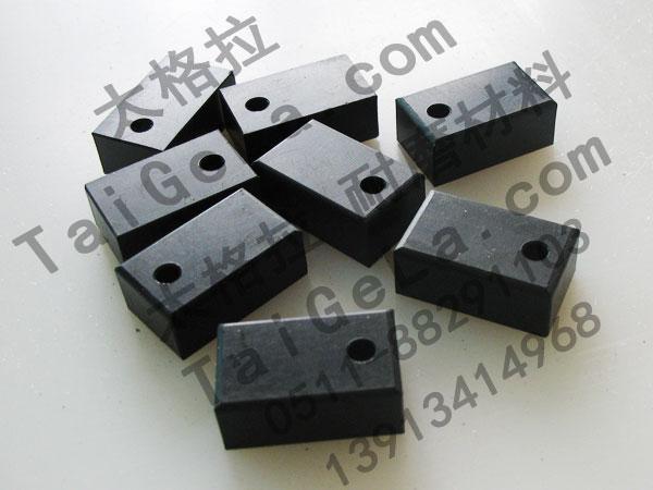 滑块 压块 挡块 超高分子量聚乙烯,UHMWPE,零件